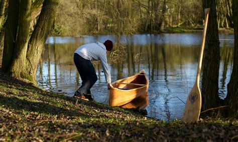 Handmade Canoe For Sale - wooden canoes handmade in norfolk handcrafted wooden