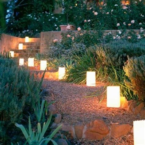 luminaries outdoor spaces pinterest