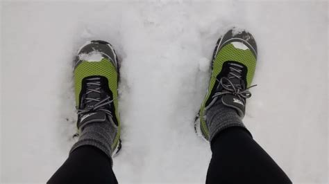 winter running shoes the best winter running shoes i ve had