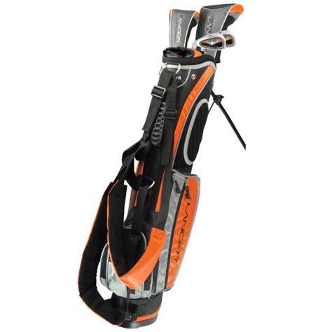 intech swing trainer intech lancer junior golf set age 8 12 orange the