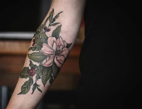 tattoo care thigh 17 best ideas about magnolia tattoo on pinterest post