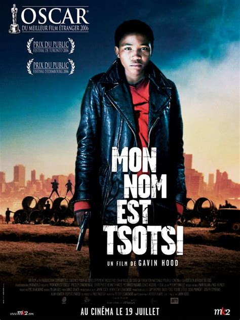 film gangster francais streaming mon nom est tsotsi film 2005 allocin 233