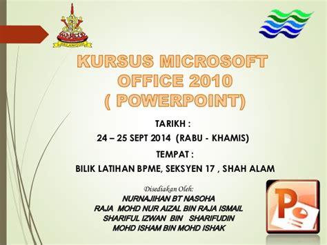 Kursus Microsoft Office kursus microsoft office 2010