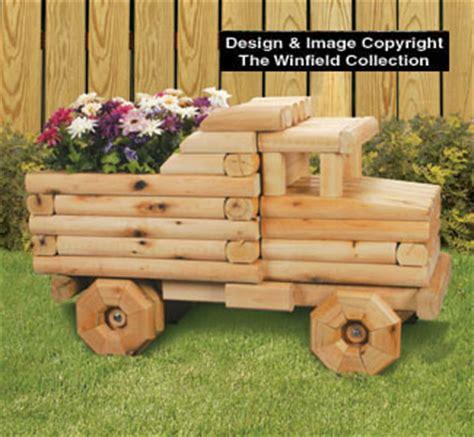 landscape timber designs landscape timber dump truck