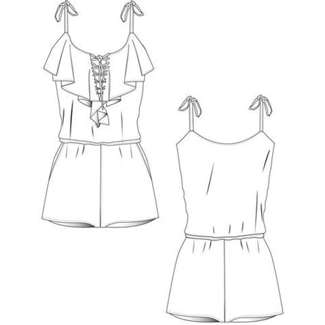 Kemeja Basic Black And White Simple illustrator stuff s frill jumpsuit illustrator