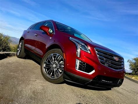 2017 Cadillac Xt5 Review by 2017 Cadillac Xt5 Tech Review 1 Of 2
