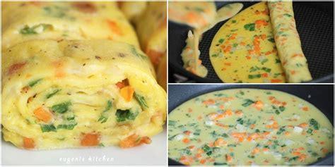 Resep Membuat Telur Gulung | resep cara membuat telur dadar gulung resepmembuat com