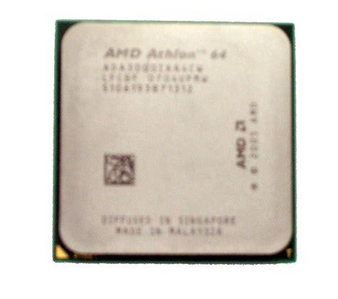 Am2 Sockel Cpu by Amd Ada3000iaa4cw Athlon 64 Socket Am2 Processor 1 8ghz