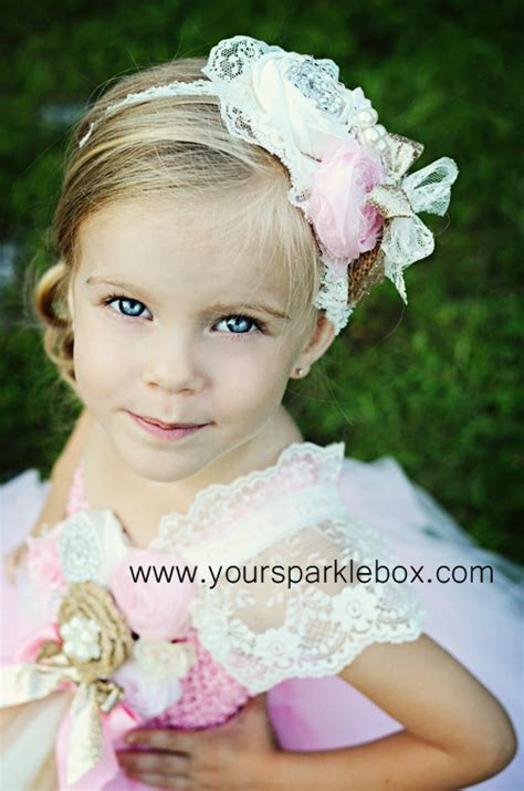 New Headband Bayi Meghan Pink your sparkle box flower tutu dresses for weddings
