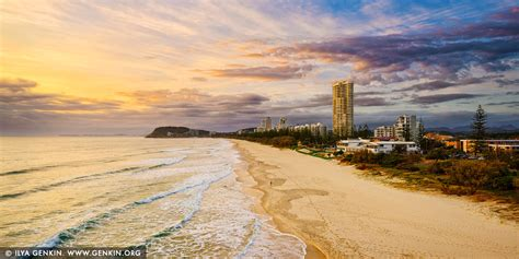 wallpaper stores gold coast north burleigh at sunrise from miami lookout image fine