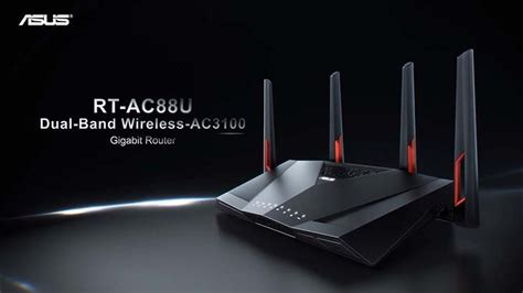Wireless Router Asus Rt Ac88u by Asus Rt Ac3100 And Rt Ac88u Routers Benefit From Firmware