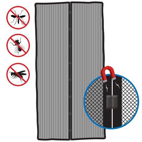wohnwagen vorhang insektenschutz magnet 100x210 fliegengitter t 252 r