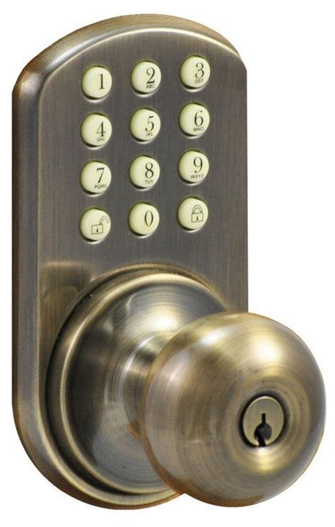 Lowes Keyless Door Locks by 1000 Images About Starter Home On Keypad Lock