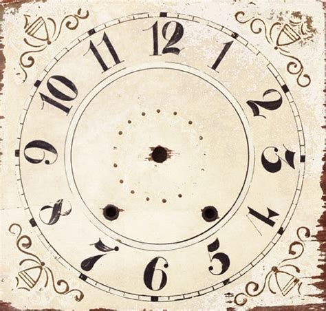 printable square clock face cih058 14 square clock face 14 quot home sweet home