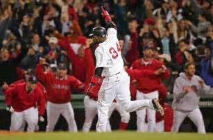 David Ortiz Home Runs by 10 Greatest Moments Of David Ortiz S Sox Career 171 Cbs