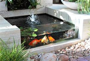 Indoor Pond Gallery For Gt Modern Indoor Koi Pond