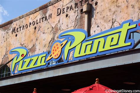 Floor And Decor Orlando toy story pizza planet