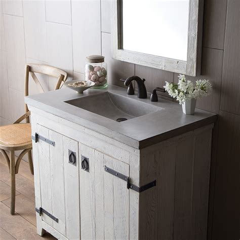 concrete bathroom vanity top 5 ways concrete is trending in home design native trails