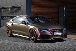 Audy Rs7 Sparkling Berry Wrapped Audi Rs7 With 745hp By Pp