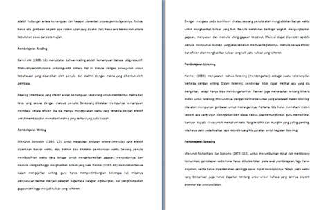 format makalah pembelajaran contoh makalah pembelajaran bahasa inggris unduh dokumen