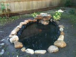 how to build a fish pond waterfall amazing pond ideas how to build a fish pond easily