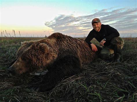 kodiak brown bear hunting