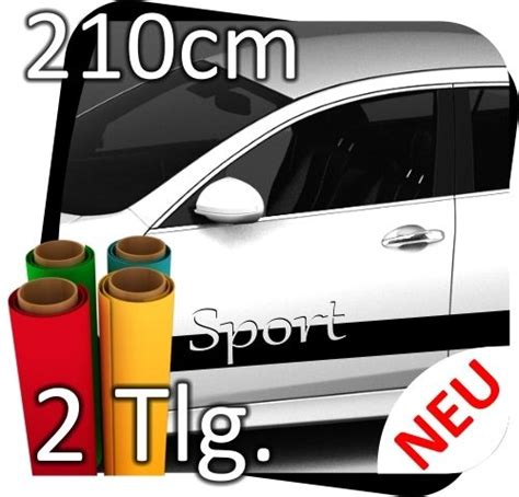 Tuning Aufkleber Set by Seitenaufkleber Carstyling Tuning Autotattoo Aufkleber Set
