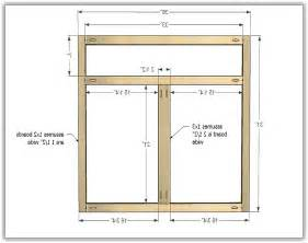 Woodworking Plans For Cabinets How To Build Wood Garage Storage Cabinets