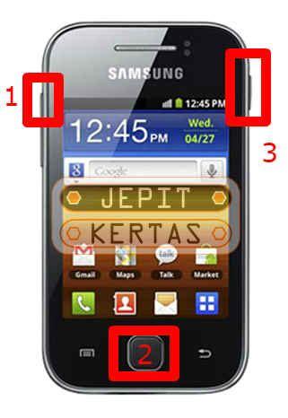 Baterai Log On Samsung Galaxy S5360 cara root samsung galaxy y gt s5360 jepit kertas