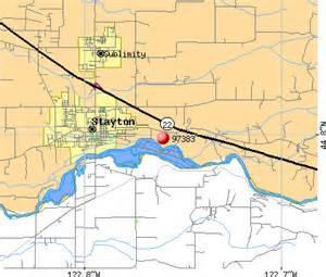 map of stayton oregon 97383 zip code stayton oregon profile homes