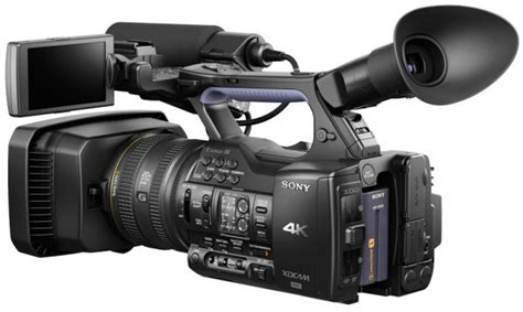 format video camera sony sony presents the pxw z100 4k pro camcorder wetpixel com