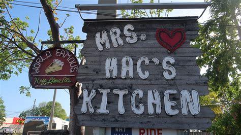 mrs macs kitchen