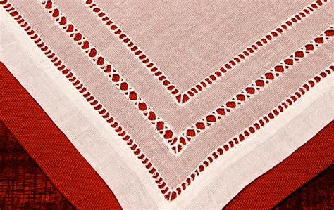 Handmade Table Linens - custom handmade table linens siranaco