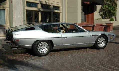 Lamborghini Espada Sale 1973 Lamborghini Espada Classic Italian Cars For Sale