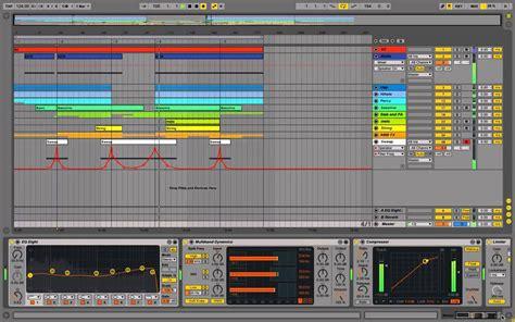 Ableton Live 9 Deep House Template Midnight Youtube Ableton House Template