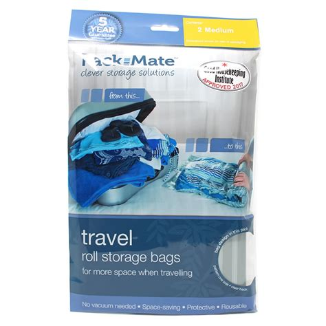 vacuum travel bag travel vacuum bags for clothes packmate roll compression