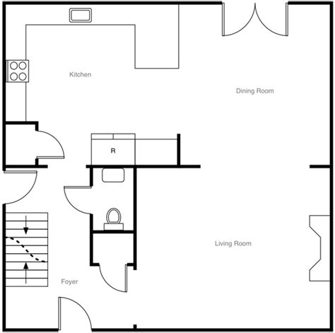 exle of floor plan drawing how to measure your room class carpet cleaning
