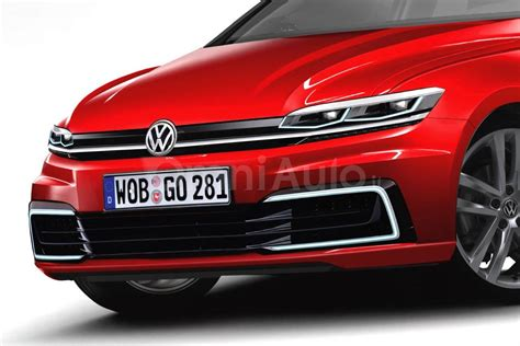 Future Volkswagen by Future Volkswagen Golf Comme 231 A