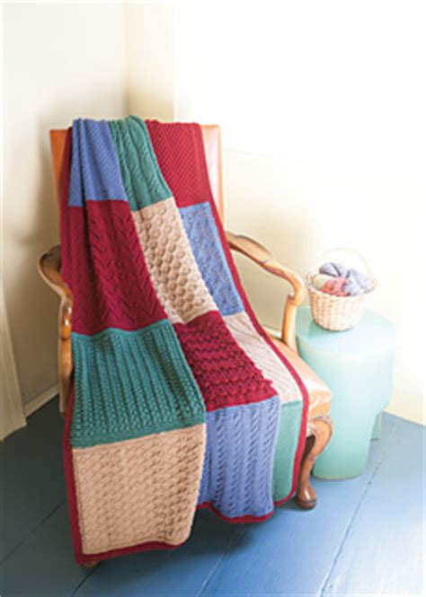 om pattern works ravelry afghan block of the month ii club pattern by