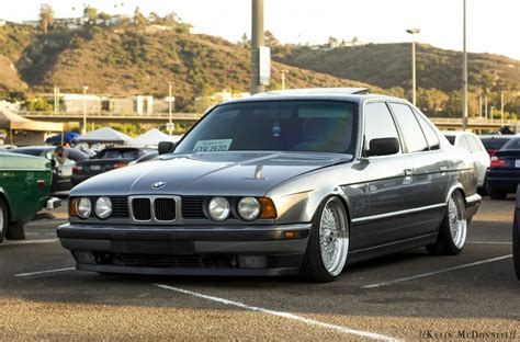 bmw e34 modified modified e34 tuning