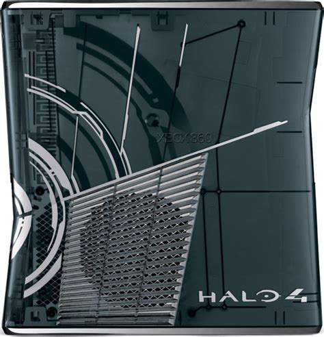 halo 4 console halo 4 xbox 360 320gb console limited edition iwoot