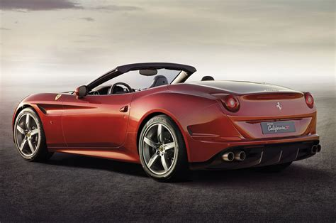 ferrari california 2015 2015 ferrari california t features and specs announced