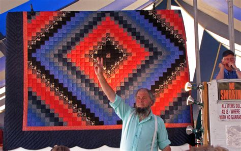 Amish Quilt Auction by Amish Quilt Auction Amherst 2010 Travel Photos