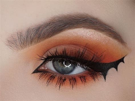 tattoo liner throw bat eyeliner throws a halloween twist on the classic