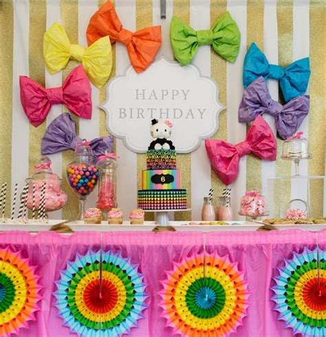 Hello Kitty  Ee  Birthday Ee   Party Bickiboo Party Supplies