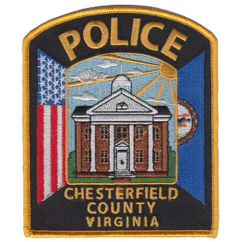Detox Near Chesterfield County Va by Officer Gary Jonathan Buro Chesterfield County