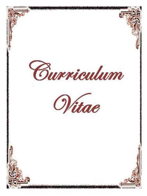 Modelo Curriculum Vitae Caratula Portadas De Curriculum Vitae Portadas Para Curriculum Vitae Dise 241 O De Portada Curriculum