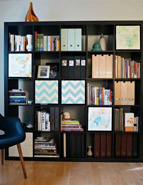 expedit bookshelves artful expedit ikea hackers ikea hackers