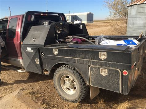 Pronghorn Beds by Pronghorn Flatbed Nex Tech Classifieds