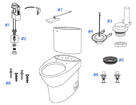 Briggs Toilet Parts Diagram Shower Faucet Diagram   toilet repair diagram toilet free engine image for user